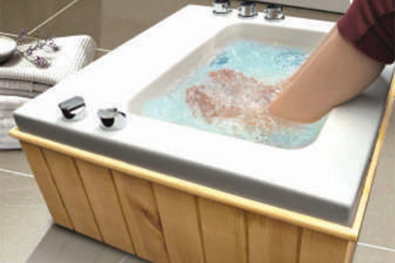 Pedicure Spa Foot Bath